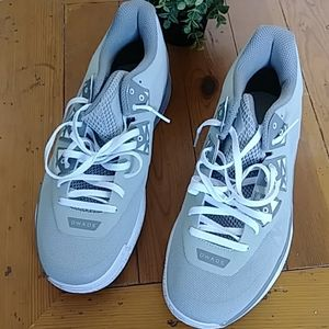 Wow4 men's sneakers gray